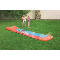 thumb-H2OGO! Waterglijbaan Double Slide Helling-3