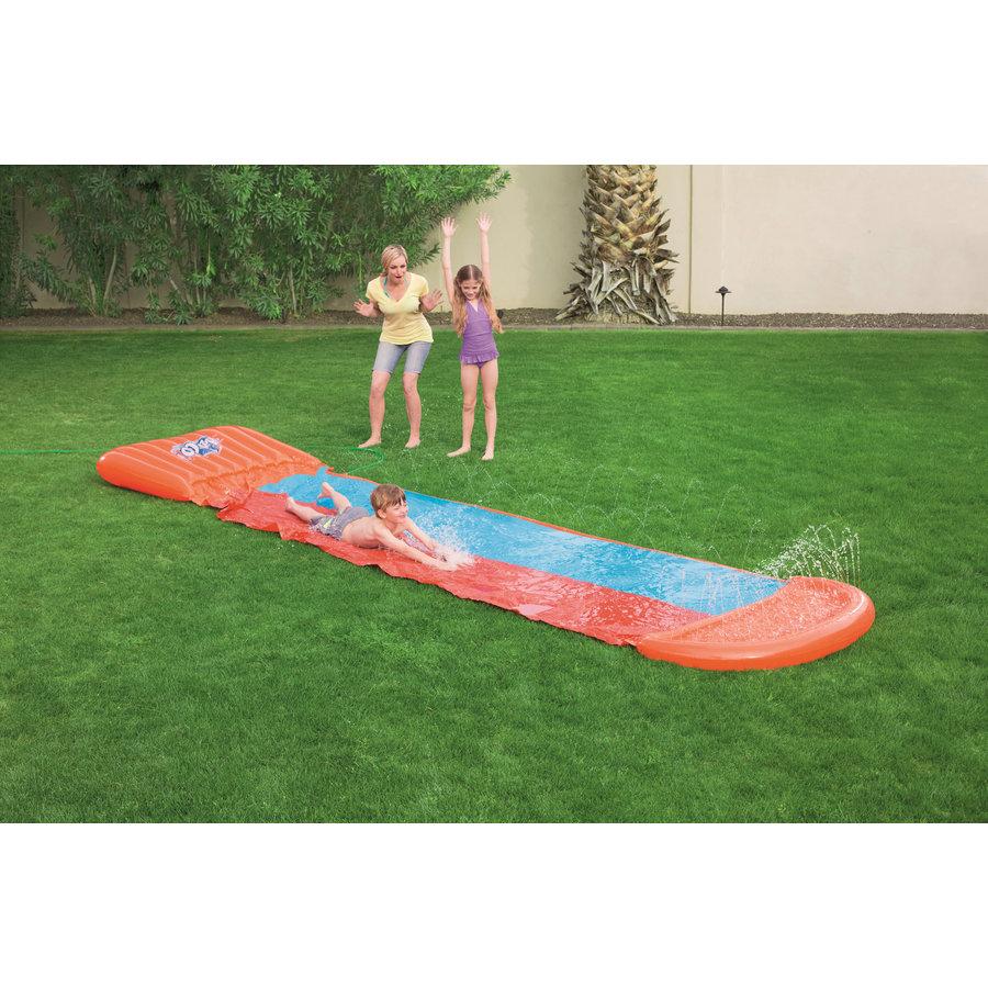 H2OGO! Waterglijbaan Double Slide Helling-3