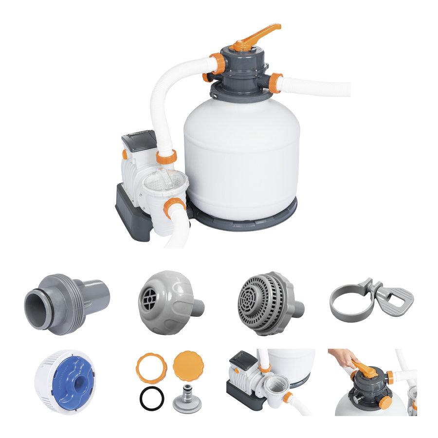 Flowclear zandfilter 7.5m³/u-1