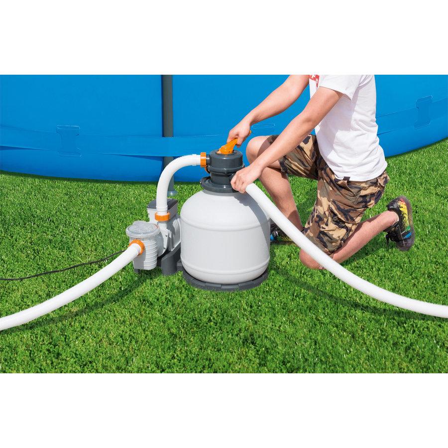 Flowclear zandfilter 7.5m³/u-5