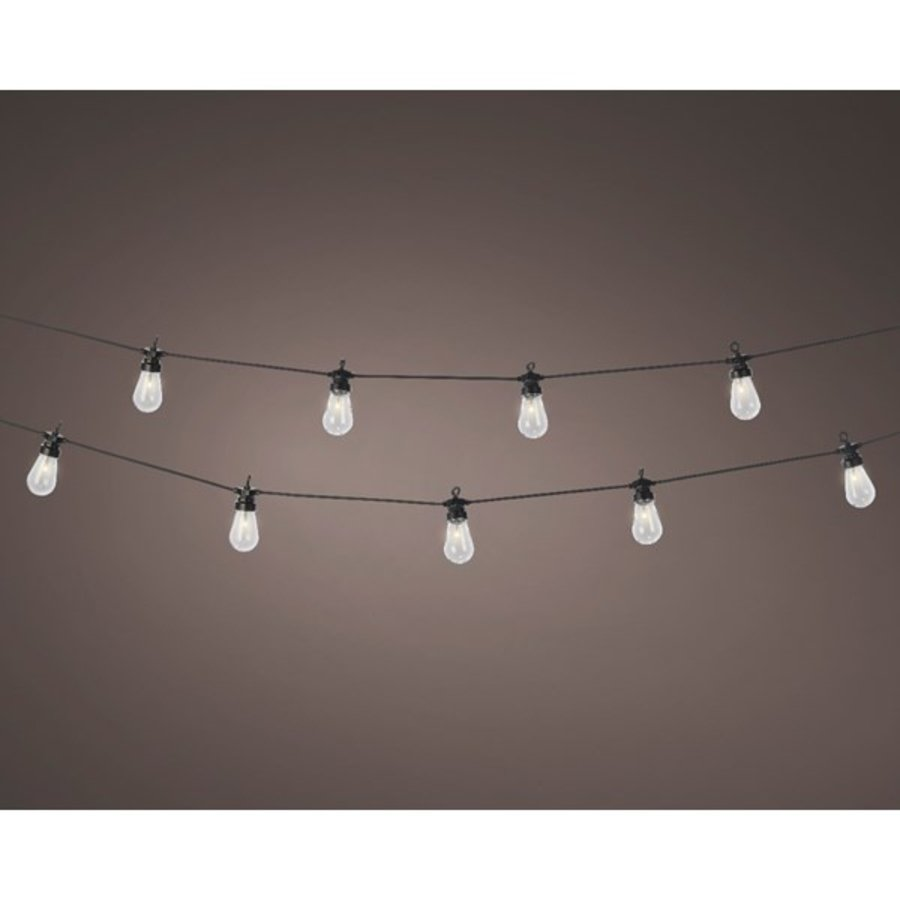 LED budget partylights, warm wit-1