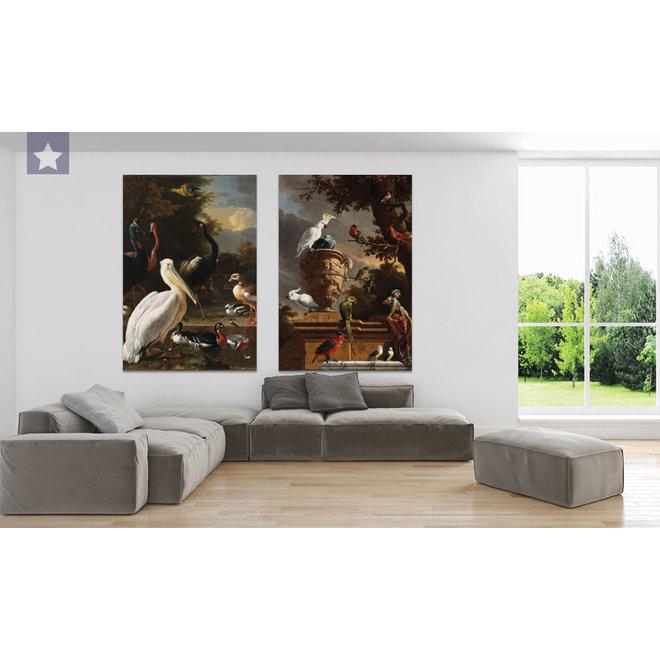 Canvas De Menagerie