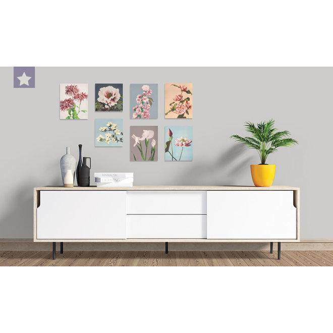 White Iris 25 x 31,5 cm