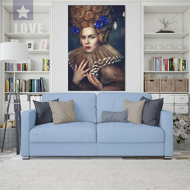Canvas Antoinette