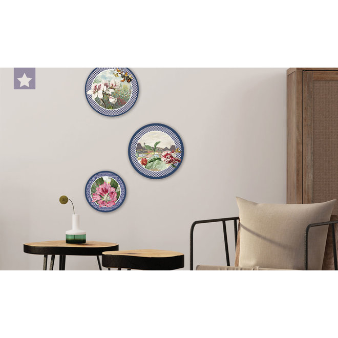Wall circle The Menagerie