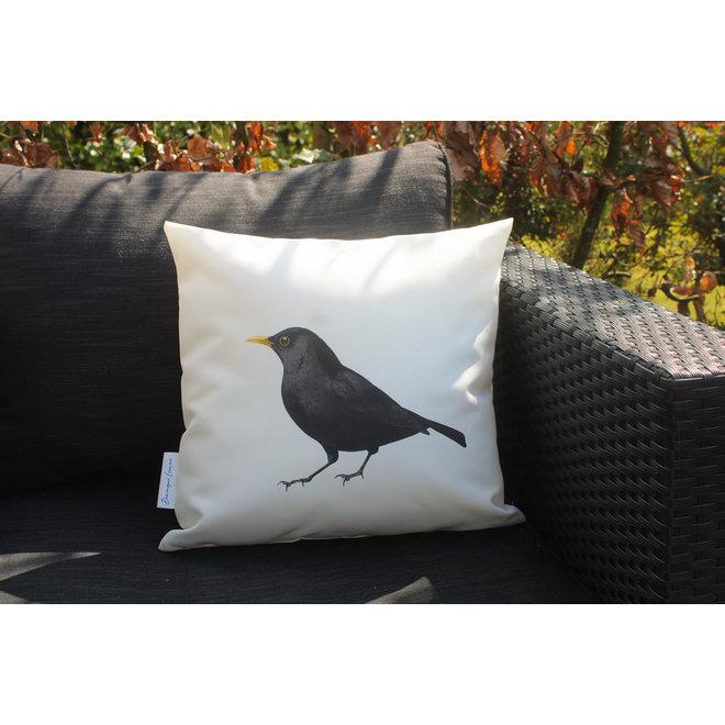 Pillow Blackbird