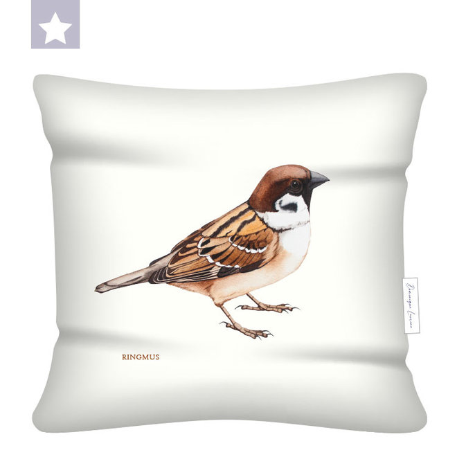 Pillow Tree sparrow