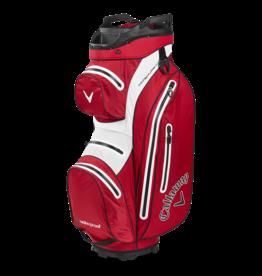 Callaway Hyper Dry 15 Cart Bag Red/White