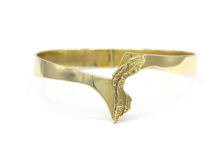 14 karaat geelgouden armband - Grillo-4