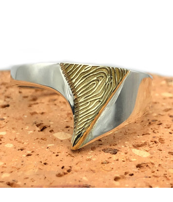 Fingerprint ring - Archi