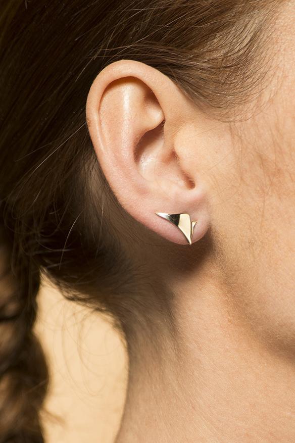 Geelgouden oorstekers - Archi-2