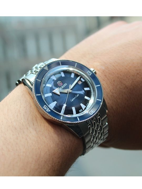 Rado - Horloge Heren -  Captain Cook - R32505203-2