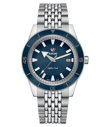 Rado - Horloge Heren -  Captain Cook - R32505203