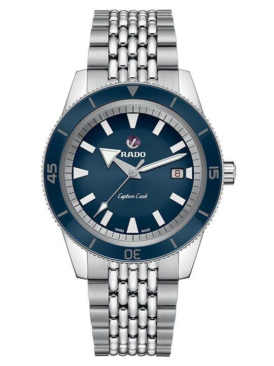 Rado - Horloge Heren -  Captain Cook - R32505203-1