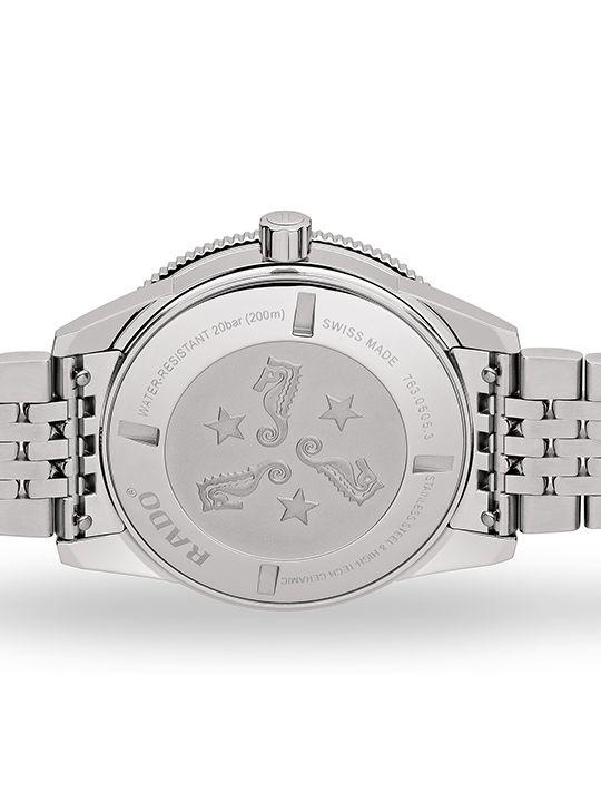 Rado - Horloge Heren -  Captain Cook - R32505203-5