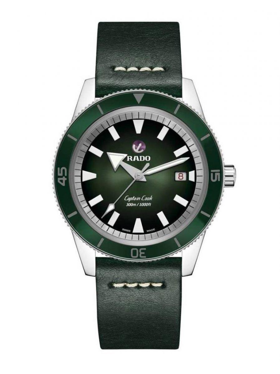 Rado - Horloge Heren - Captain Cook - R32105319-4