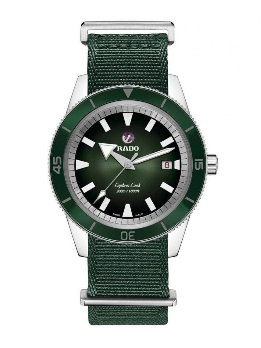 Rado - Horloge Heren - Captain Cook - R32105319-5