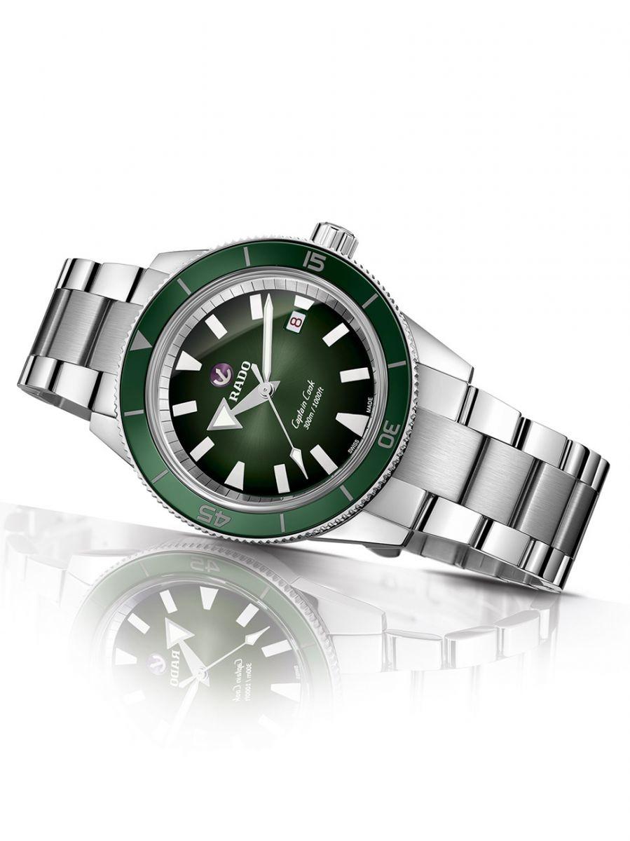 Rado - Horloge Heren - Captain Cook - R32105319-6