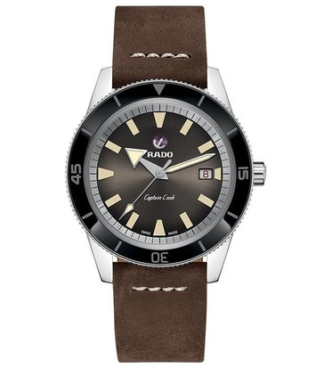 Rado - Horloge Heren - Captain Cook - R32505305