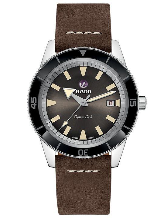 Rado - Horloge Heren - Captain Cook - R32505305-1