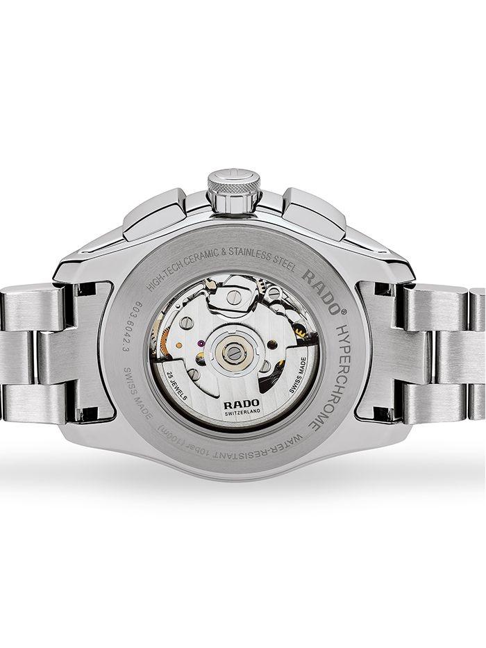 Rado - Horloge Heren - Hyperchrome Chronograph - R32042153-4