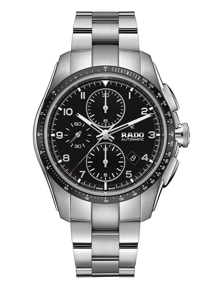 Rado - Horloge Heren - Hyperchrome Chronograph - R32042153-1