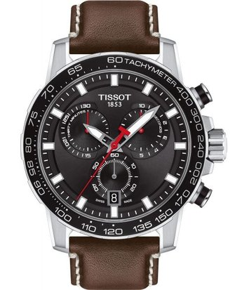 Tissot - Horloge Heren - Supersport Chrono - T1256171605101