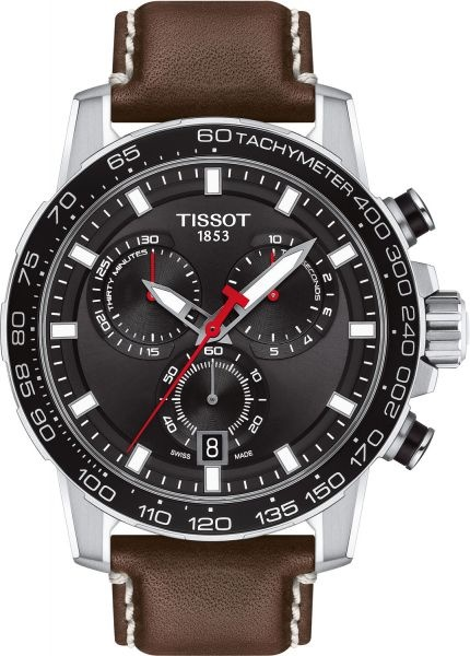 Tissot - Horloge Heren - Supersport Chrono - T1256171605101-1