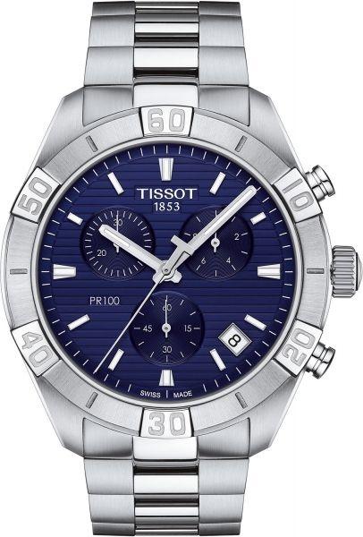 Tissot - Horloge Heren - PR100 Sport - T1016171104100-1