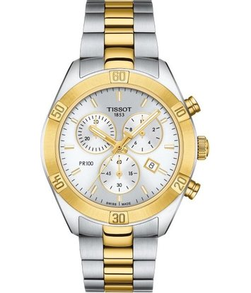 Tissot - Horloge Dames - Classic Pr100 - T1019172203100