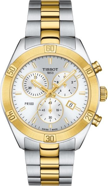 Tissot - Horloge Dames - Classic Pr100 - T1019172203100-1