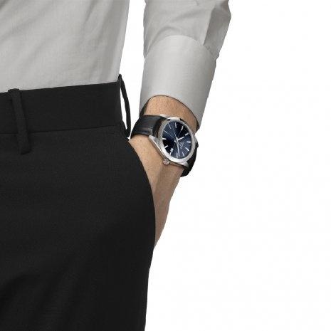 Tissot - Horloge Heren - Gentleman T-Classic -  T1274101604101-2