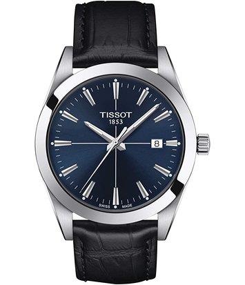 Tissot - Horloge Heren - Gentleman T-Classic -  T1274101604101