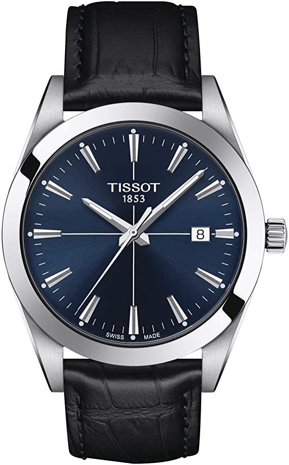 Tissot - Horloge Heren - Gentleman T-Classic -  T1274101604101-1