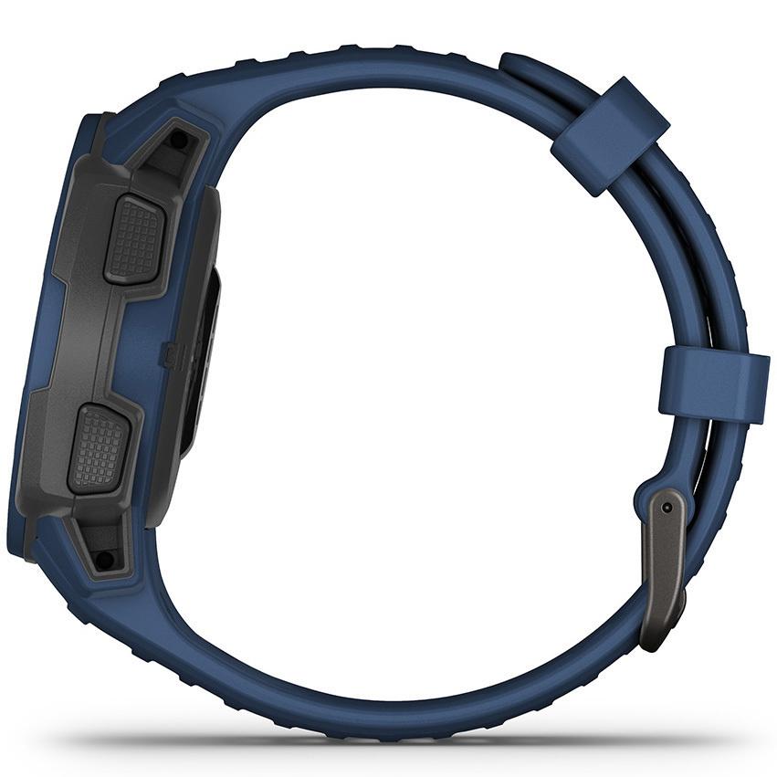 Garmin - Horloge Heren - Instinct Solar - Tidal Blue-3