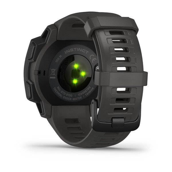 Garmin - Horloge Heren - Instinct - Graphite-2