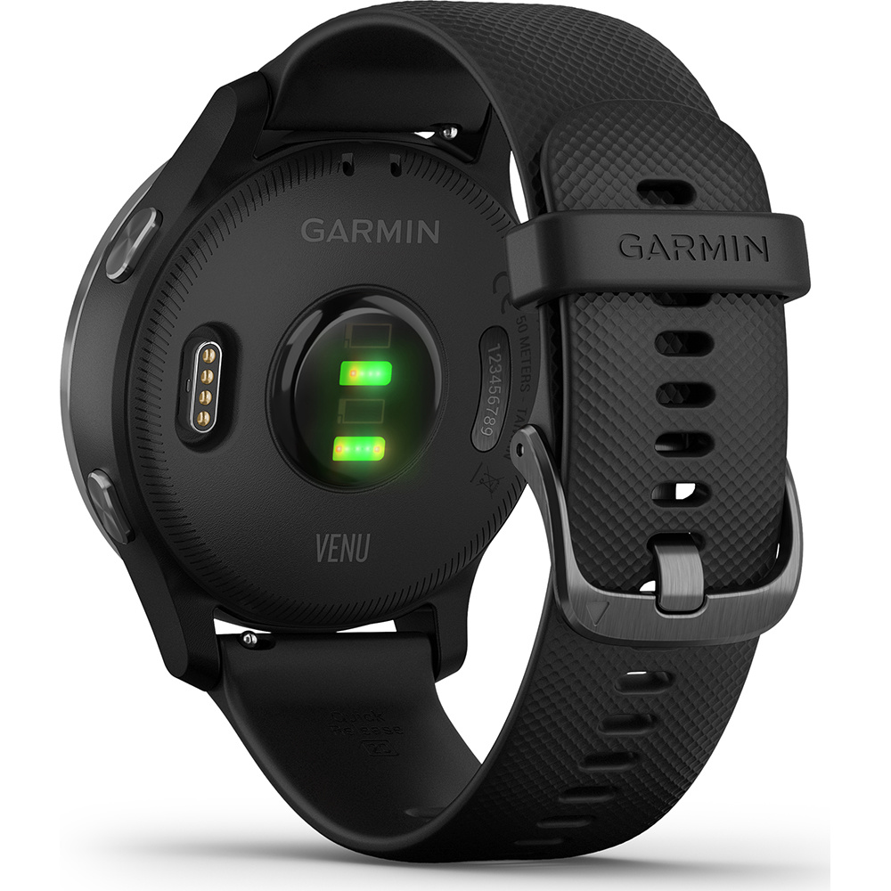 Garmin - Horloge Sport - Venu - Black met Slategrey-2
