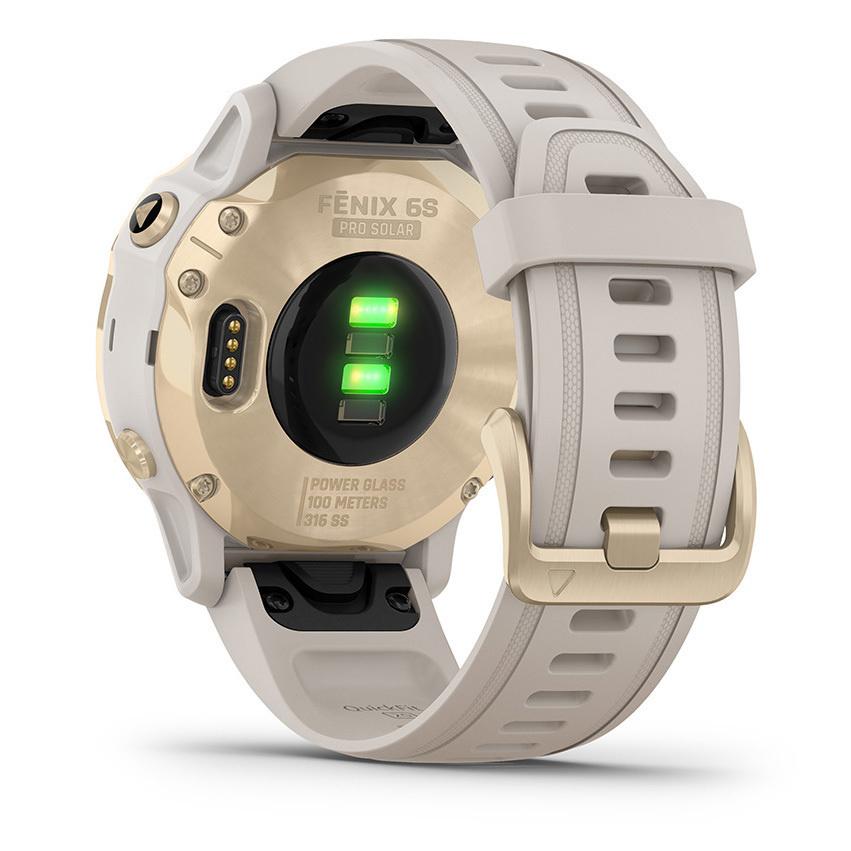 Garmin - Horloge Dames - Fenix 6S - Pro Solar Edition-2
