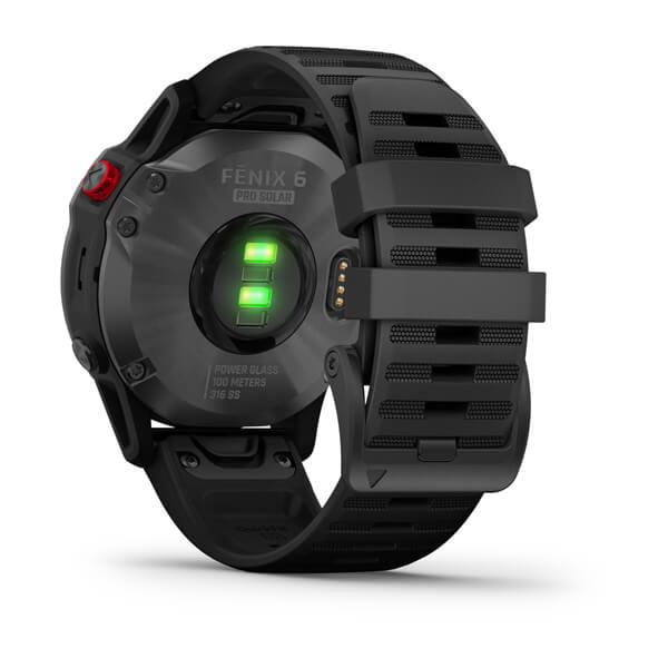 Garmin -  Horloge Heren - Fenix 6 - Pro Solar Edition-2
