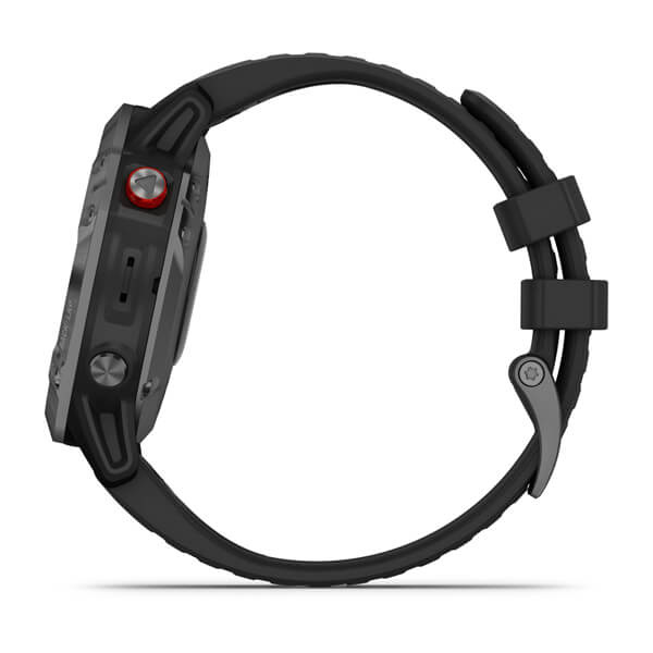 Garmin -  Horloge Heren - Fenix 6 - Pro Solar Edition-3