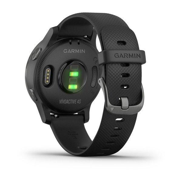 Garmin - Sport Horloge - Vivoactive 4S -  Zwart-2