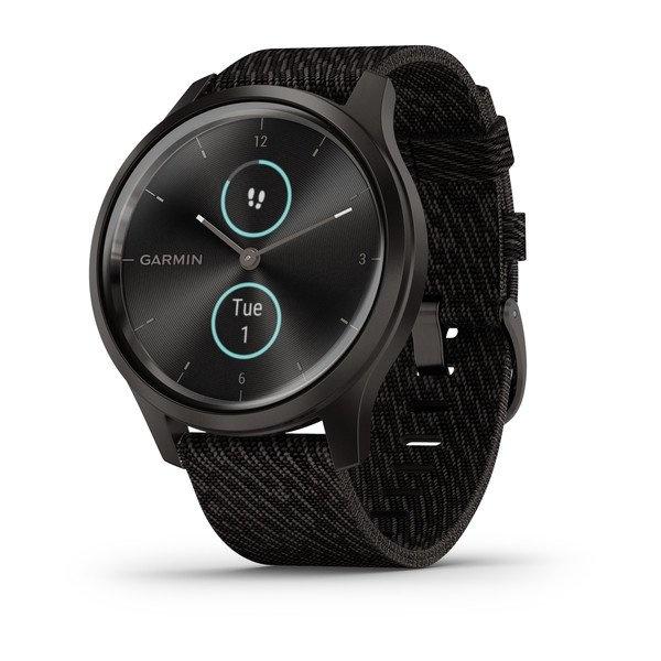 Garmin - Sport Horloge - Vivomove Style -  Zwart-1