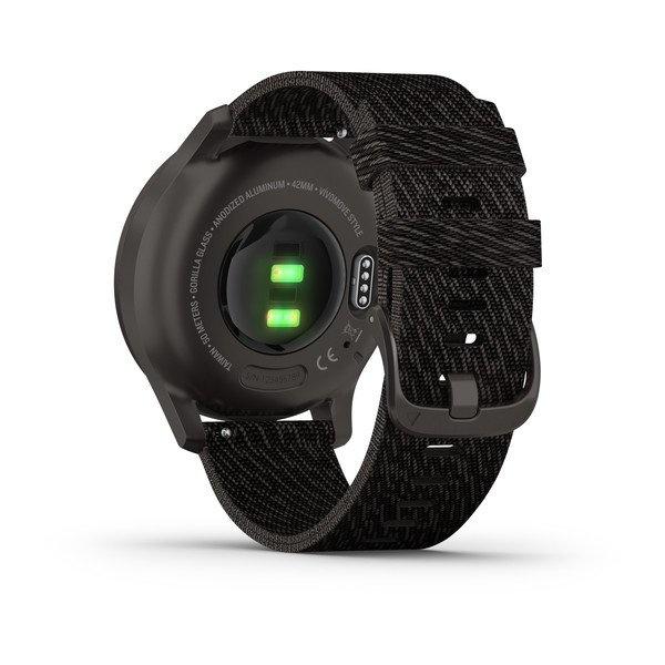 Garmin - Sport Horloge - Vivomove Style -  Zwart-2