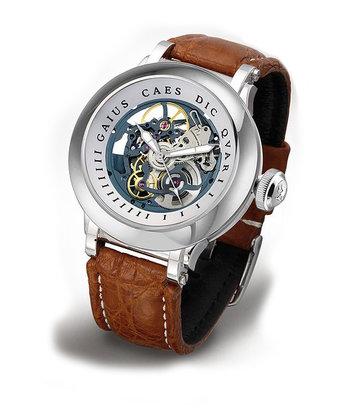 Steffen - Horloge Heren - Costructa II - Blue/Silver