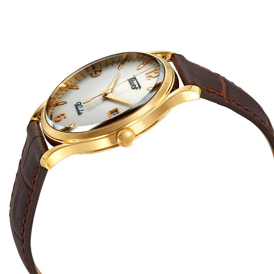 Tissot - Horloge Heren - Heritage Visodate - T1184103627700-2