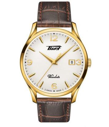 Tissot - Horloge Heren - Heritage Visodate - T1184103627700