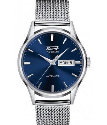 Tissot - Horloge Heren - Heritage Visodate - T0194301104100