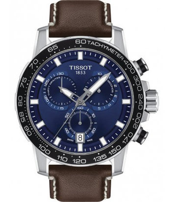 Tissot - Horloge Heren - Supersport Chrono - T1256171604100