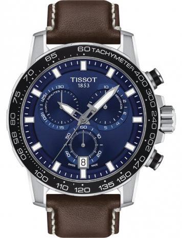 Tissot - Horloge Heren - Supersport Chrono - T1256171604100-1