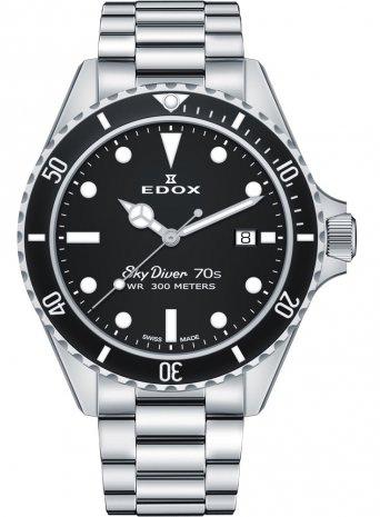 Edox - Horloge Heren - Sky Diver - 53017-3NM-NI-1